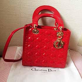 Diorのショルダーバッグ