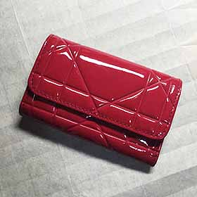 Diorのキーケース