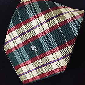 BURBERRYのネクタイ