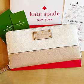 kate spade new yorkの財布