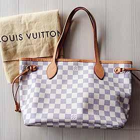 LOUIS VUITTONのトートバッグ
