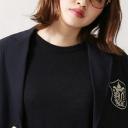 きちんと女子のテーラードジャケットコーデ16選。大人っぽシンプルな着こなし