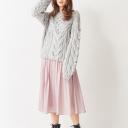 女の子らしさ「+オトナ」のピンクスカートコーデ14選♡