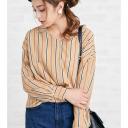 スキッパーシャツコーデはさりげなく、色っぽく。洗練着こなしをマスター♡